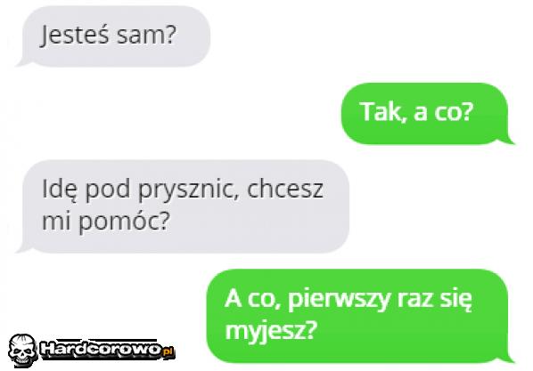 Prysznic - 1