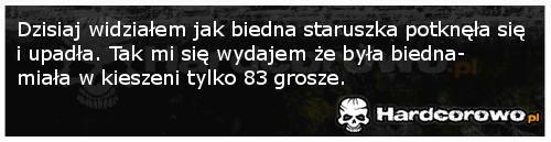 Staruszka - 1