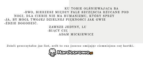 Poezja Adama Mickiewicza - 1