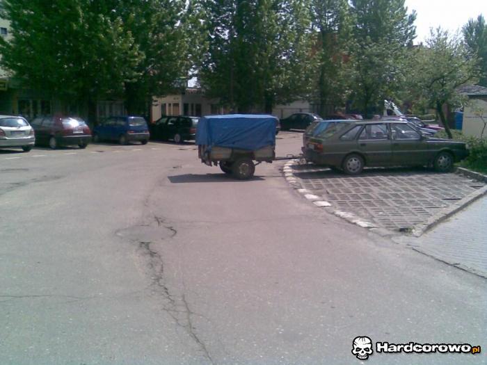 Mistrz parkowania - 1