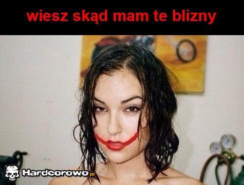 Blizny - 1