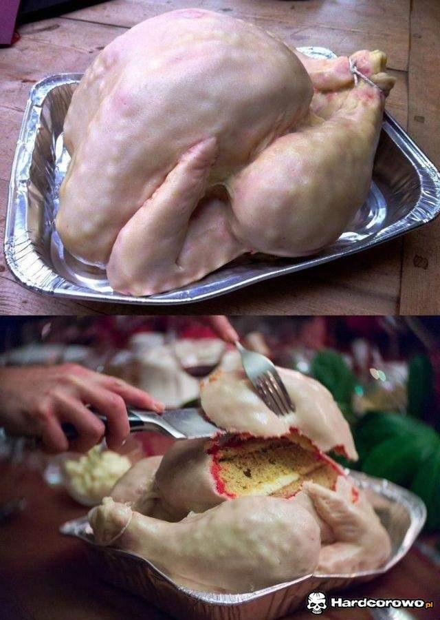 Słodki kurczak - 1