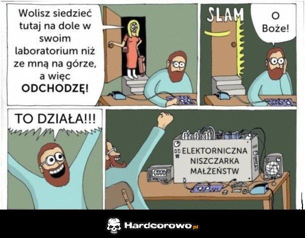 Życie wynalazcy - 1