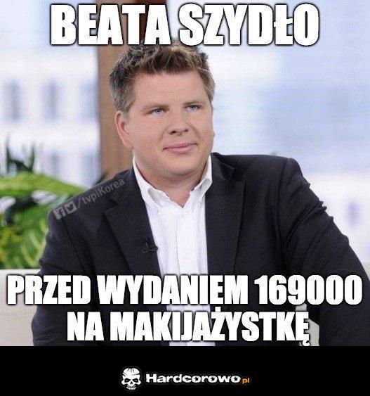 Beata Szydło - 1