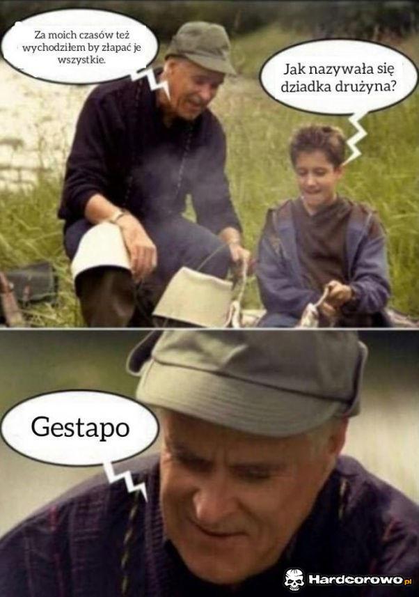 Drużyna dziadka - 1