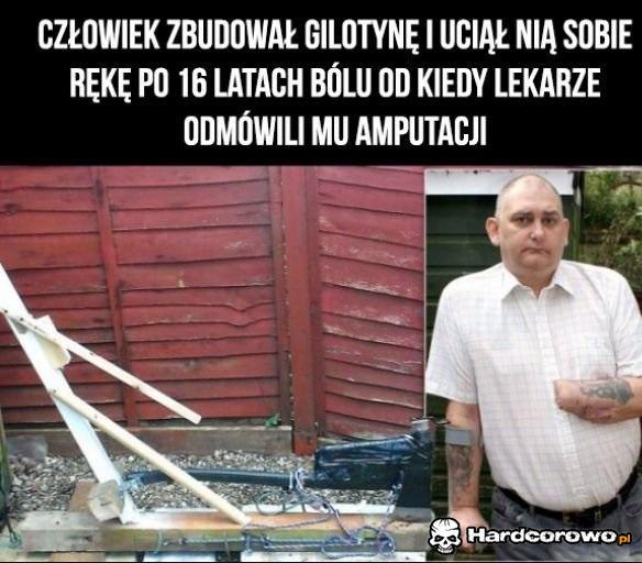 Gilotynka - 1