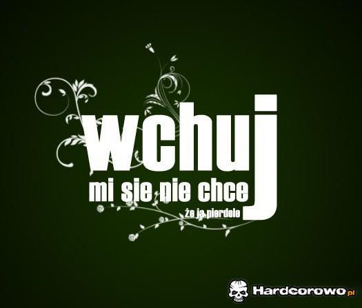 W chuj  - 1