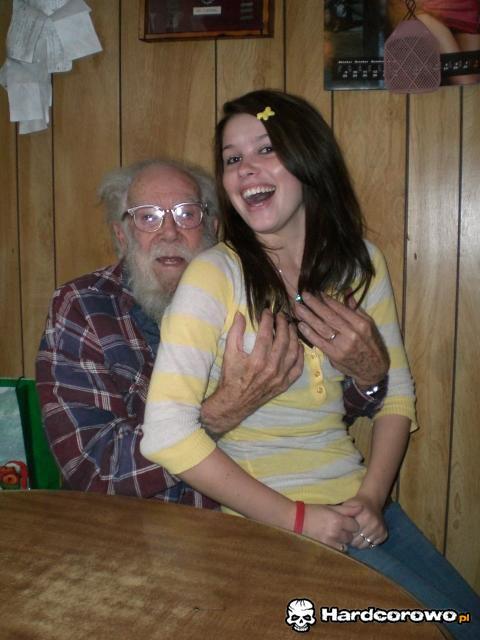 Dziadek i wnuczka - 1