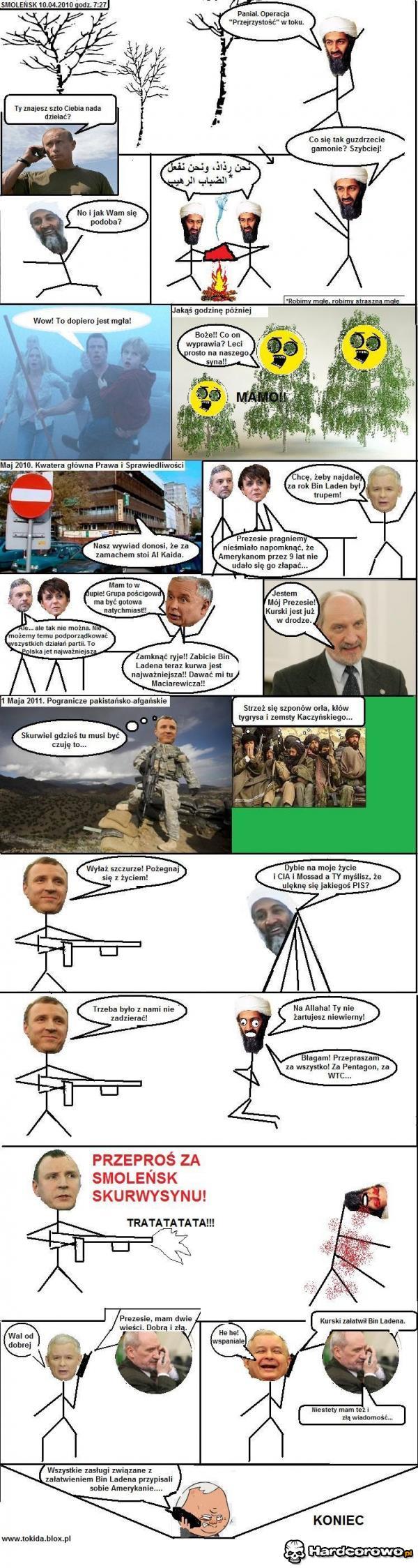 Tajemnica Smoleńska rozwiązana! - 1