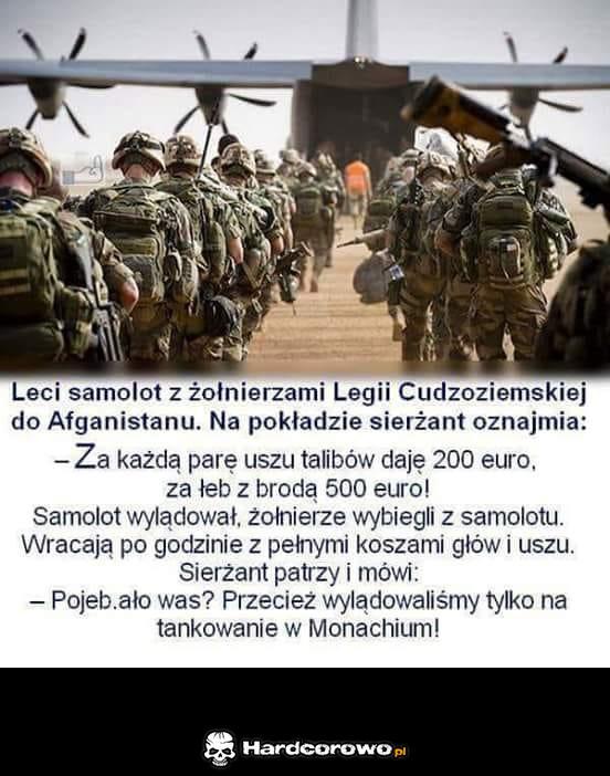 Żołnierze Legi Cudzoziemskiej - 1