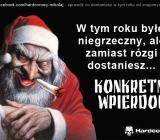 Hardcorowy Mikołaj