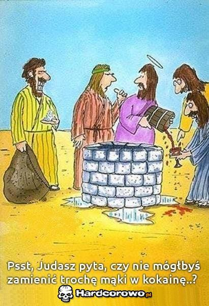 Pytanie do Jezusa - 1