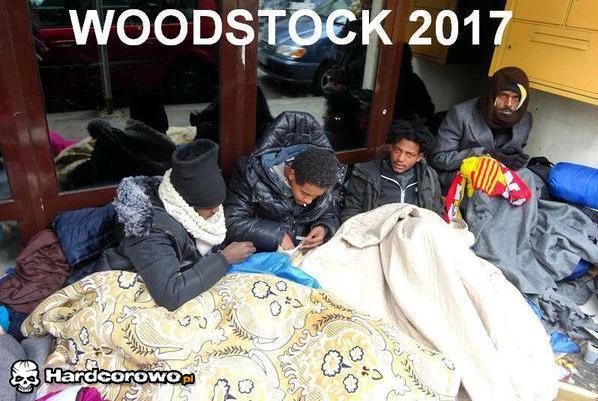 Woodstock 2017 - 1