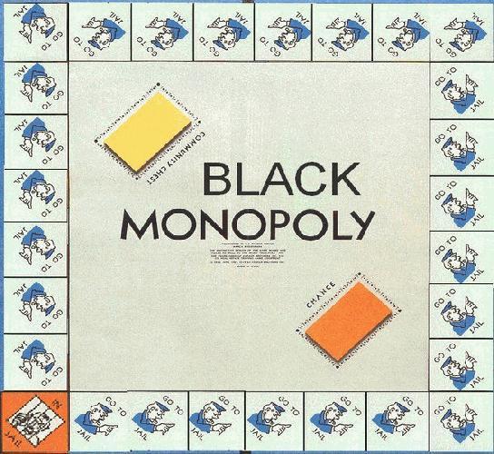 Black monopoly - 1