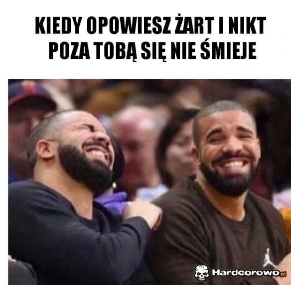 Żart - 1