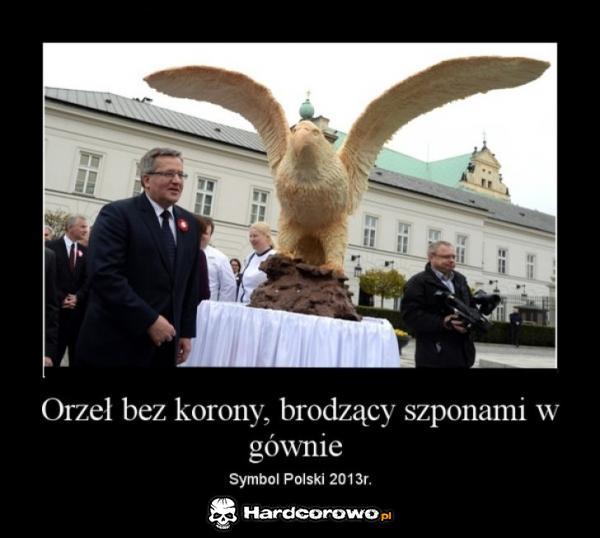 Symbol Polski - 1