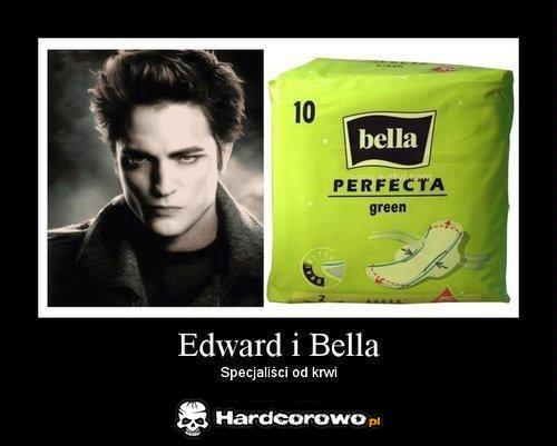 Edward i Bella - 1