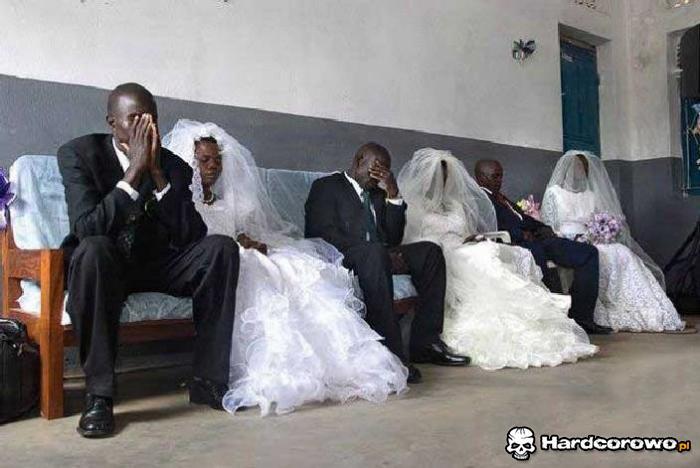 Dzień ślubu - 1