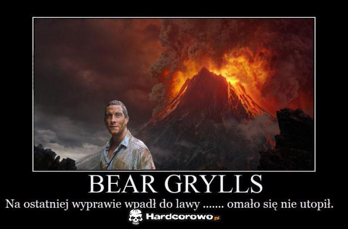 Bear Grylls - 1