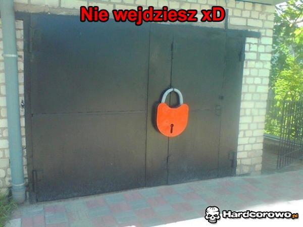 Nie wejdziesz - 1