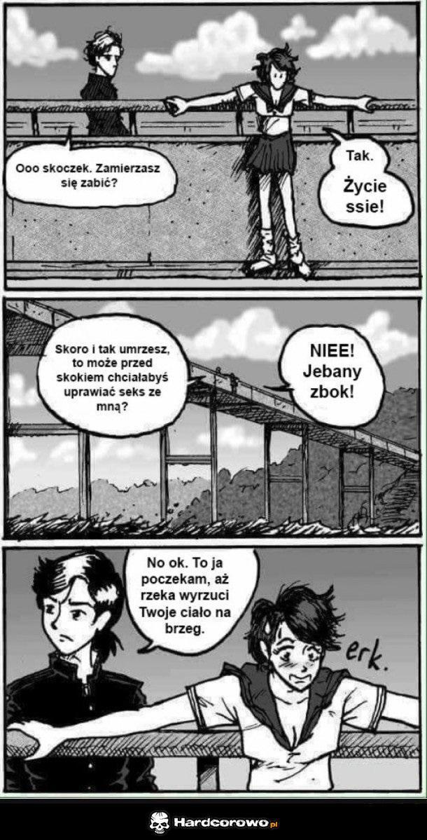 Sposób na samobójców - 1