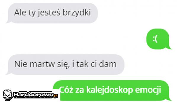 Kalejdoskop emocji - 1
