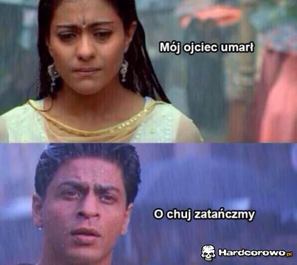 Logika filmów Bollywood - 1