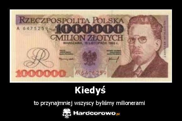 Milionerzy - 1