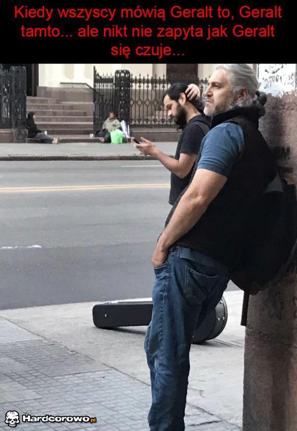 Geralt  - 1