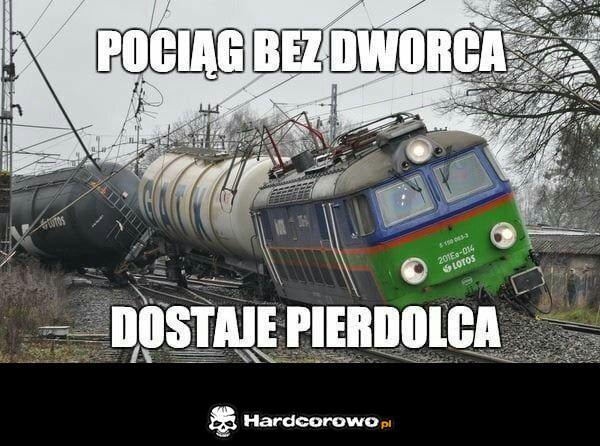 Pociąg bez dwroca - 1