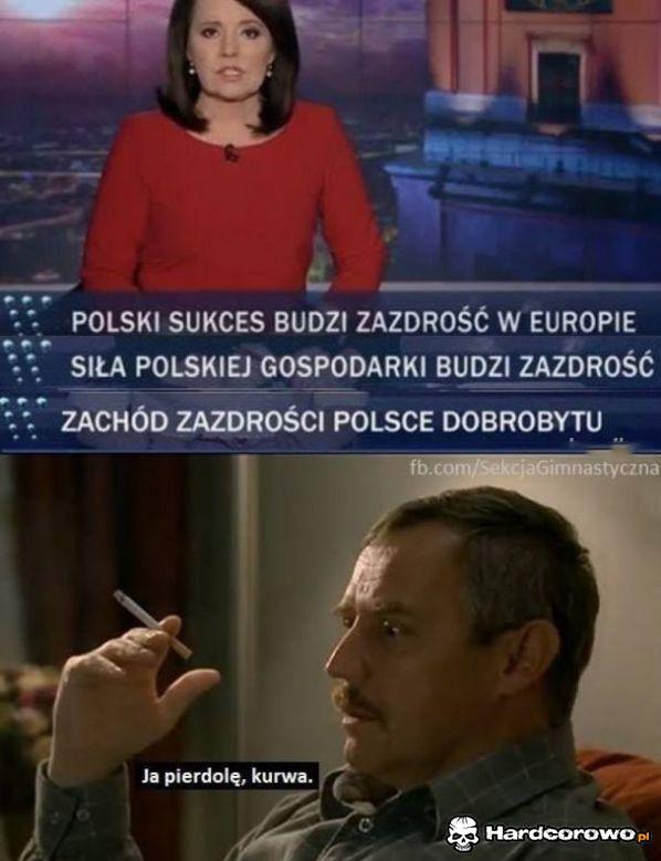 Polski sukces - 1