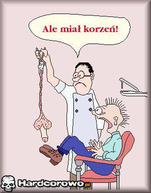 Wizyta u dentysty - 1