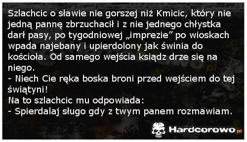 Szlachcic i Kmicic - 1