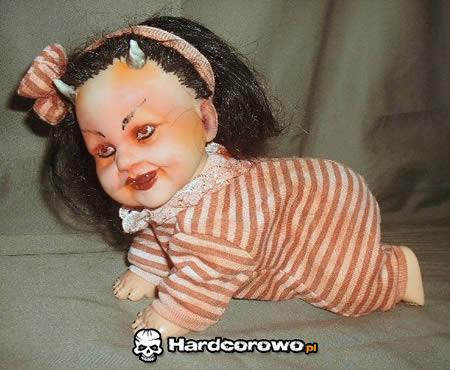 Najbardziej straszne lalki zabawki - 1