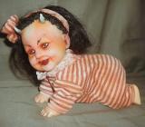 Najbardziej straszne lalki zabawki