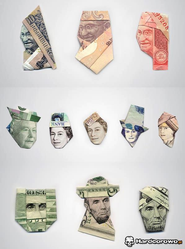 Pieniążki - 1