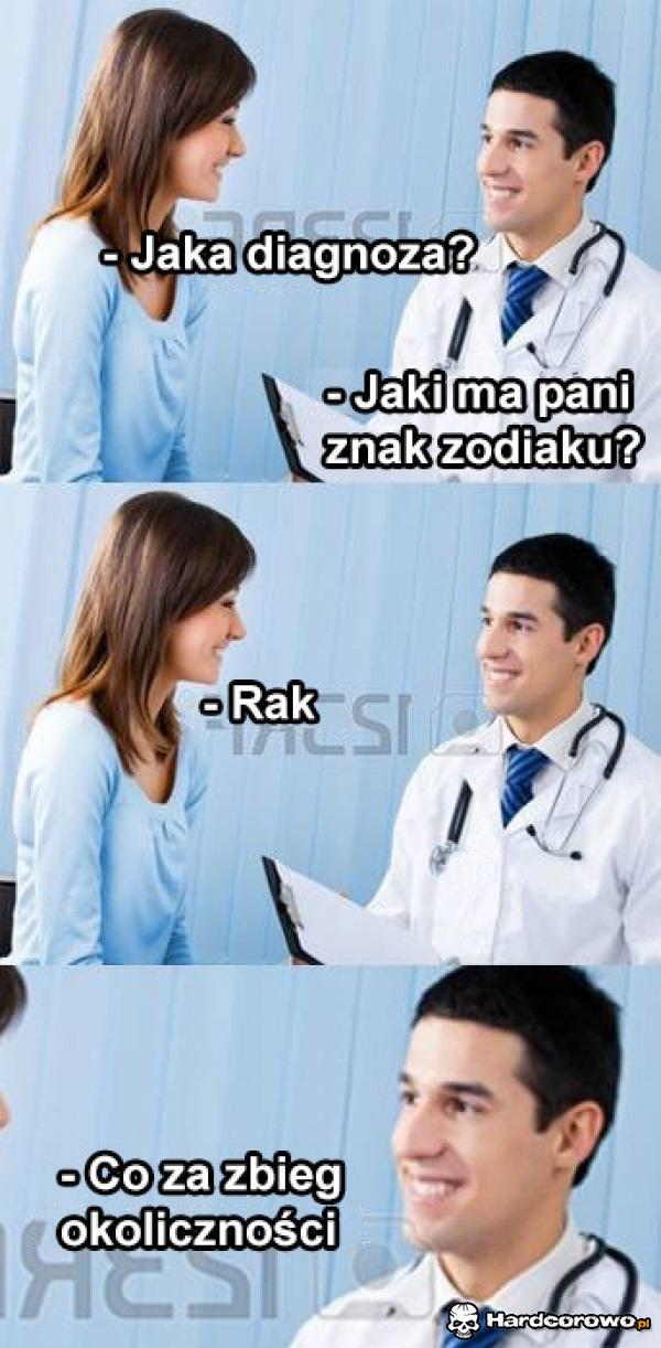 Jaka diagnoza? - 1
