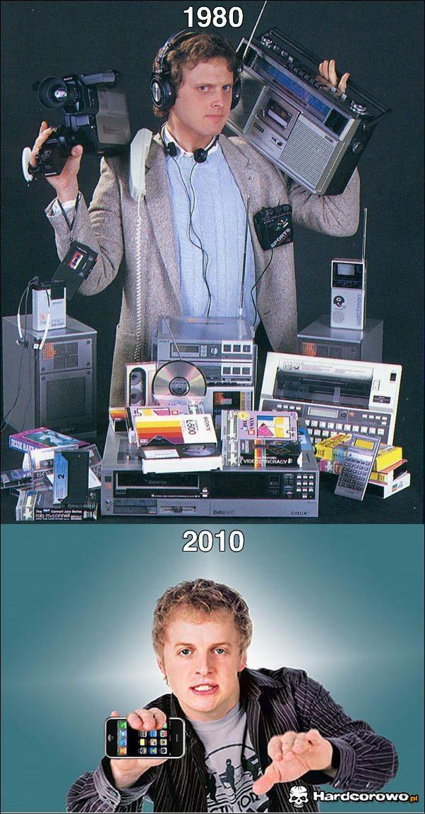 Elektronika kiedyś i dziś - 1