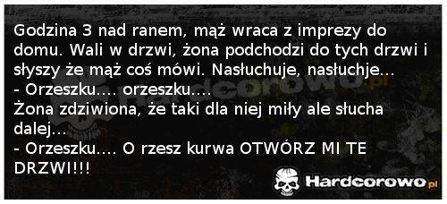 Orzeszku - 1