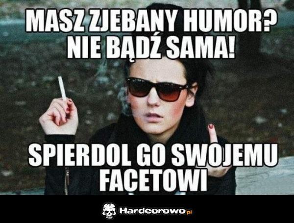 Zjebany humor - 1