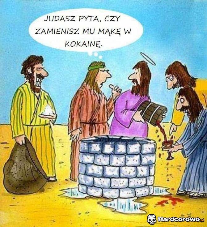 Judasz - 1