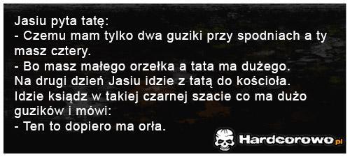 Jasiu pyta tatę - 1