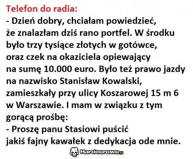 Telefon do radia - 1