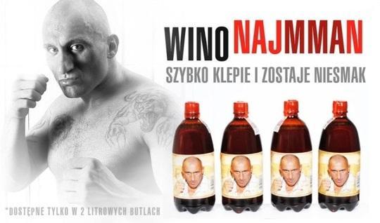 Wino Najman  - 1
