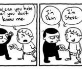 Nienawidzę wszystkich!