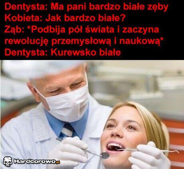 Białe zęby - 1
