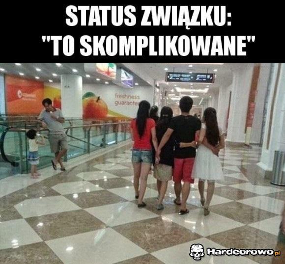 Status związku - 1