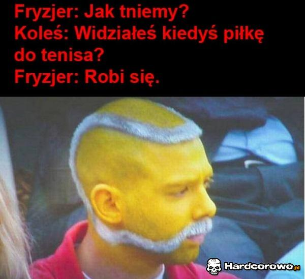 U fryzjera - 1
