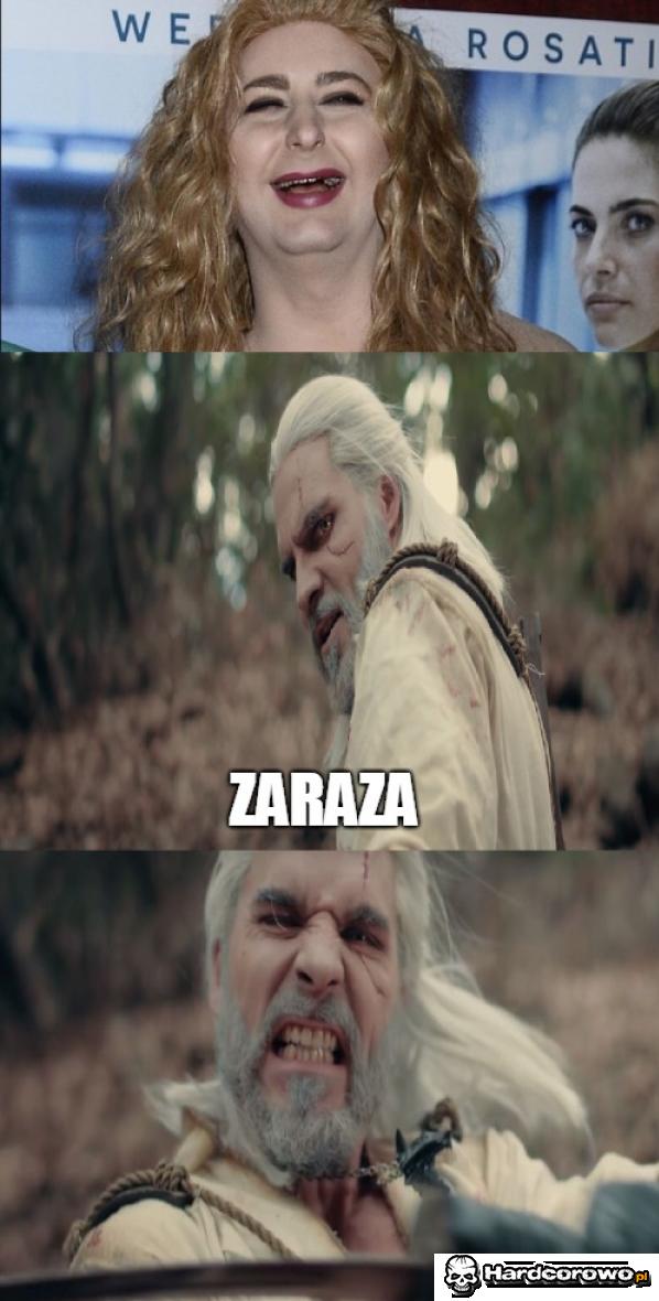 Zaraza - 1