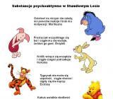 Substancje psychoaktywne w Stumilowym Lesie